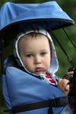 Bebê no portador Fotografia de Stock Royalty Free