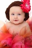 Bebê no tutu Fotografia de Stock