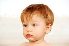Bebê pequeno. Fotos de Stock