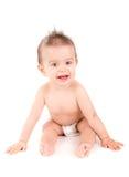 Bebê pequeno imagem de stock royalty free