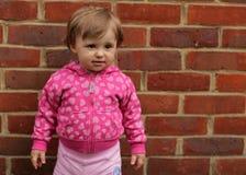 Bebê pequeno bonito Imagens de Stock