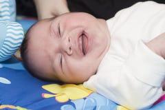 Bebê pequeno bonito Foto de Stock Royalty Free