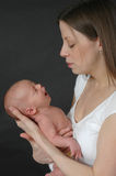 Bebê precioso foto de stock