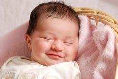 Bebê recém-nascido fotos de stock royalty free