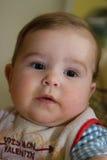 Bebê sujo fotos de stock royalty free