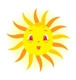 Bebê Sun Imagem de Stock
