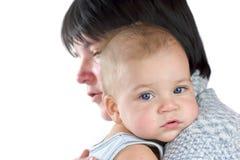 Bebê triste fotos de stock royalty free