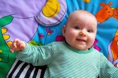 Bebê Fotografia de Stock Royalty Free