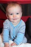 Bebé feliz Fotografia de Stock Royalty Free