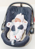 Bebé recién nacido Foto de archivo