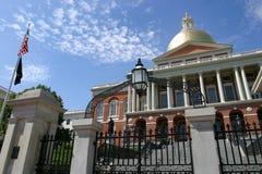 Bebaken het huis van de heuvelstaat Royalty-vrije Stock Afbeeldingen
