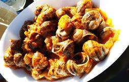 Bebbux - comida tradicional maltesa Fotos de archivo libres de regalías