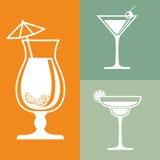 Bebe diseño de concepto de los vidrios Foto de archivo