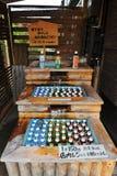 Bebe o refrigerador Fotografia de Stock Royalty Free