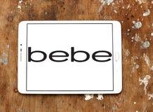 Bebe Prowiantowy logo obrazy royalty free