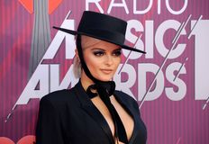 Bebe Rexha stock photo