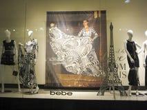 Bebe store Stock Photo