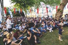 Bebek Fest, Istanbuł Obraz Royalty Free