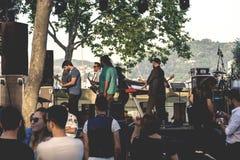 Bebek Fest, Istanbuł Fotografia Royalty Free
