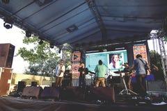 Bebek Fest, Istanbuł Zdjęcia Royalty Free