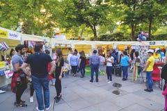 Bebek Fest, Istanbuł Zdjęcie Royalty Free