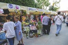 Bebek Fest, Istanbul Royalty Free Stock Photo