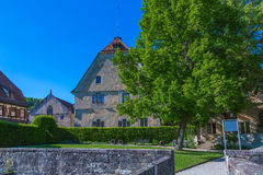 bebenhausen修道院 免版税图库摄影