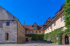 bebenhausen修道院 免版税库存照片