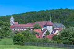 bebenhausen修道院 免版税库存图片