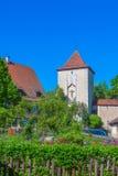 bebenhausen kloster Royaltyfria Foton