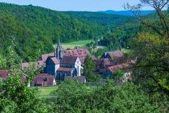 bebenhausen kloster Arkivbild
