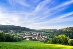 Bebenhausen Tyskland Arkivfoto