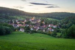 Bebenhausen Tyskland Royaltyfri Bild