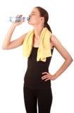 Beber após a atividade Imagem de Stock