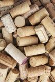 Beber a muito vinho Imagem de Stock Royalty Free