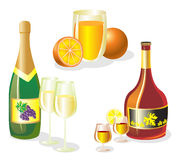 Bebida Fotos de Stock Royalty Free