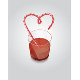 Bebida Imagens de Stock
