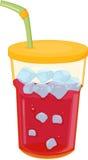 Bebida ilustración del vector