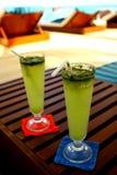 Bebida agradable Imagen de archivo