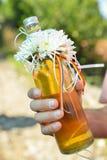Bebida alcohólica tradicional Imagen de archivo libre de regalías