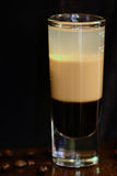 Bebida B-52 Foto de Stock Royalty Free