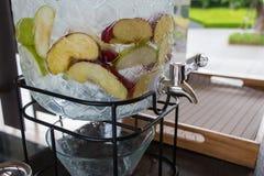 Bebida bem-vinda no recurso Fotografia de Stock Royalty Free