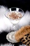 Bebida blanca Imagen de archivo libre de regalías