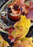 Bebida caliente Fotos de archivo libres de regalías