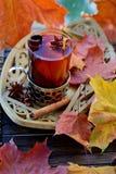 Bebida caliente Foto de archivo libre de regalías