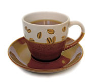 Bebida caliente Imagen de archivo libre de regalías