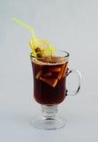 Bebida caliente reflexionada sobre del vino Imagenes de archivo