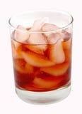 Bebida - camino de recortes Imagenes de archivo