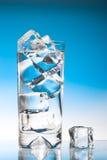 Bebida congelada alta Fotos de Stock Royalty Free