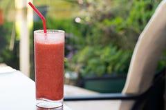 Bebida congelada do verão Foto de Stock